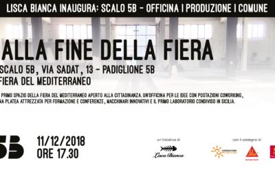 Lisca Bianca inaugura Scalo 5B: alla fine della fiera!