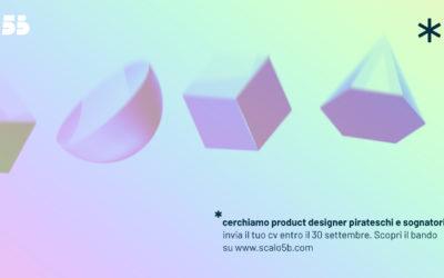 Cerchiamo product designer pirateschi e sognatori  👩🔧👨🔧☠️