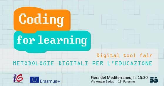 Coding for learning. Metodologie Digitali per l'Educazione