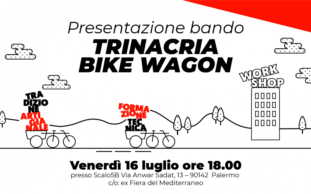 Trinacria Bike Wagon – Presentazione ufficiale del progetto