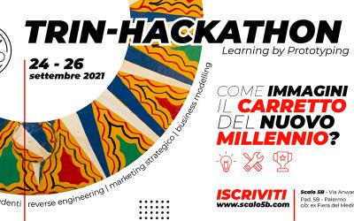 Trin-Hackathon: la creatività viaggia su ruote