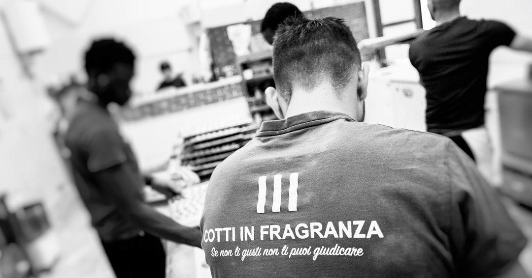 """Cotti in Fragranza dà il via al progetto """"Svolta all'Albergheria!""""."""
