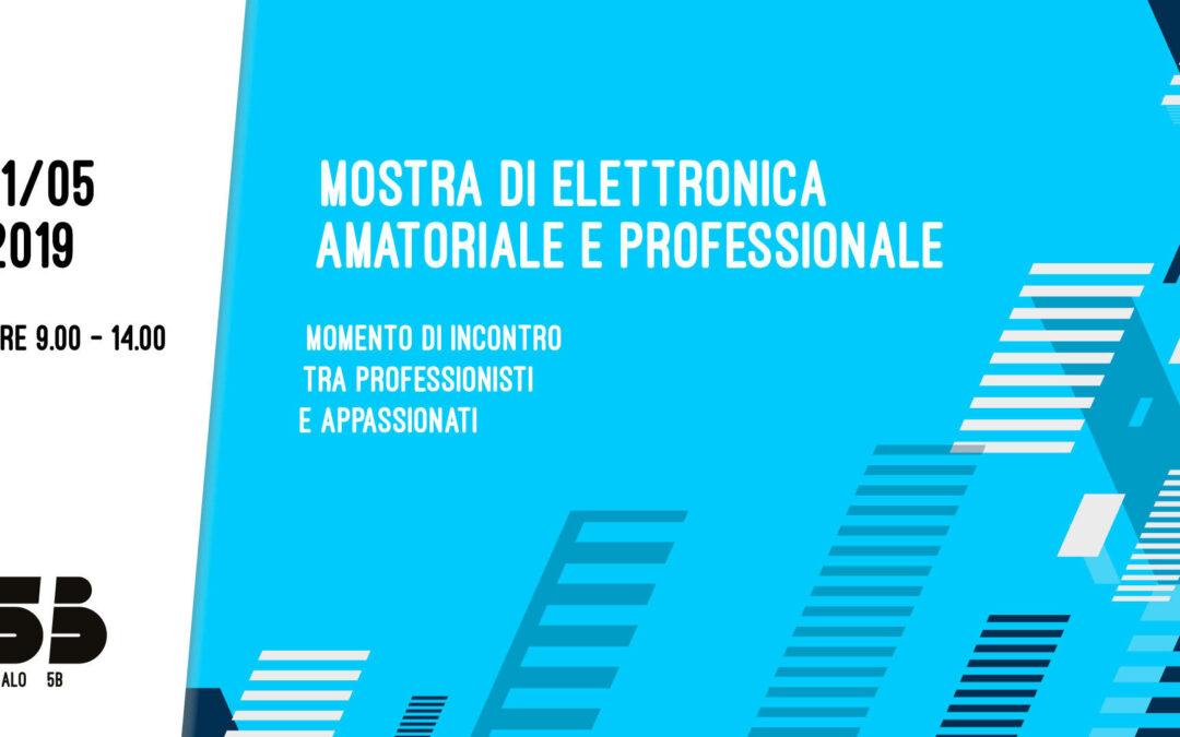 Mostra dell'elettronica amatoriale e professionale a Palermo